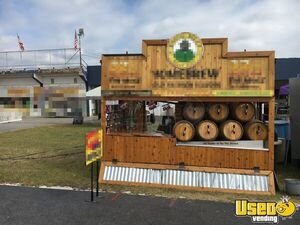 2013 - 7' x 8' Bayou Billy Concession Stand with Trailer for Sale in Maryland!!!