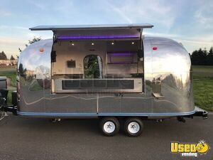 2018 - 16' Airstream Beverage Concession Trailer for Sale in Washington!!!