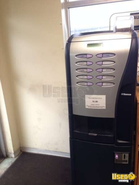 Coffee Vending Machine 6 British Columbia for Sale - 6