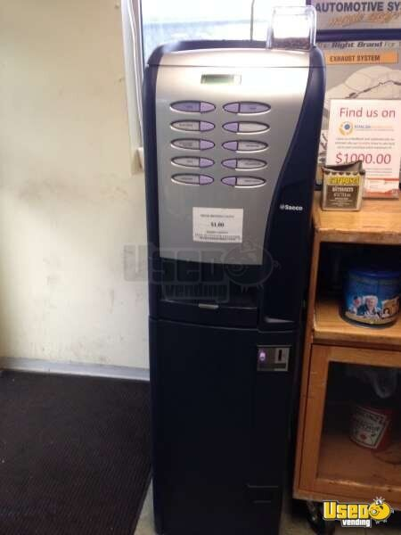 Coffee Vending Machine 7 British Columbia for Sale - 7