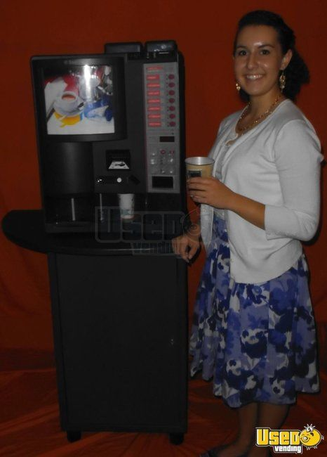Saeco 7P Plus Espresso Vending Machines for Sale in Alabama- Like New!
