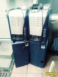 (2) 2006 Saeco Barista Supremo Coffee Vending Machines for Sale in California!