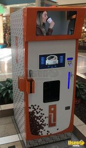 2016 Electronic Coffee Vending Machine Kiosk with Credit Card Reader for Sale in California!