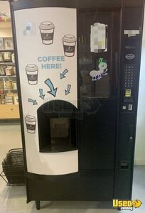 2017 Crane National Surevend Hot Beverage Vending Machine for Sale in California!