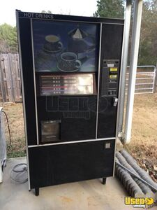 AP213 Automatic Products Hot Beverage Coffee Vending Machine for Sale in Georgia!