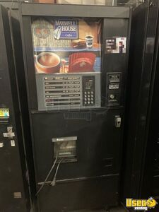 AP 211 Automatic Products Coffee / Hot Beverage Vending Machine for Sale in New Jersey!
