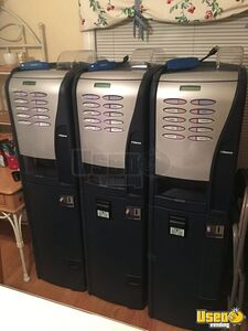 2008 Saeco Barista Supremo Coffee Vending Machines for Sale in Washington!