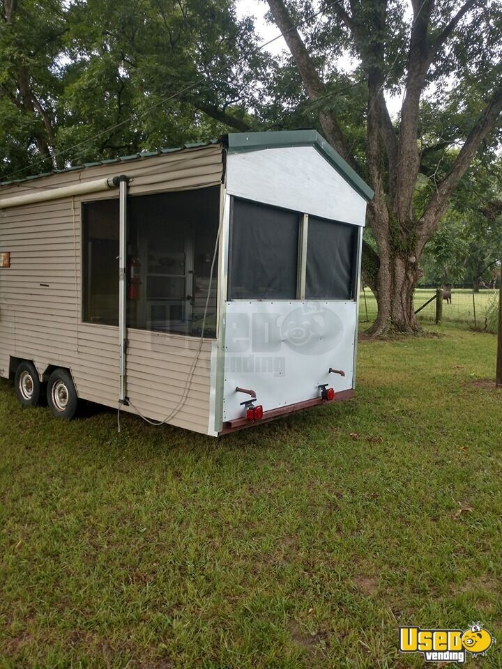 Concession Trailer Air Conditioning Alabama for Sale - 2