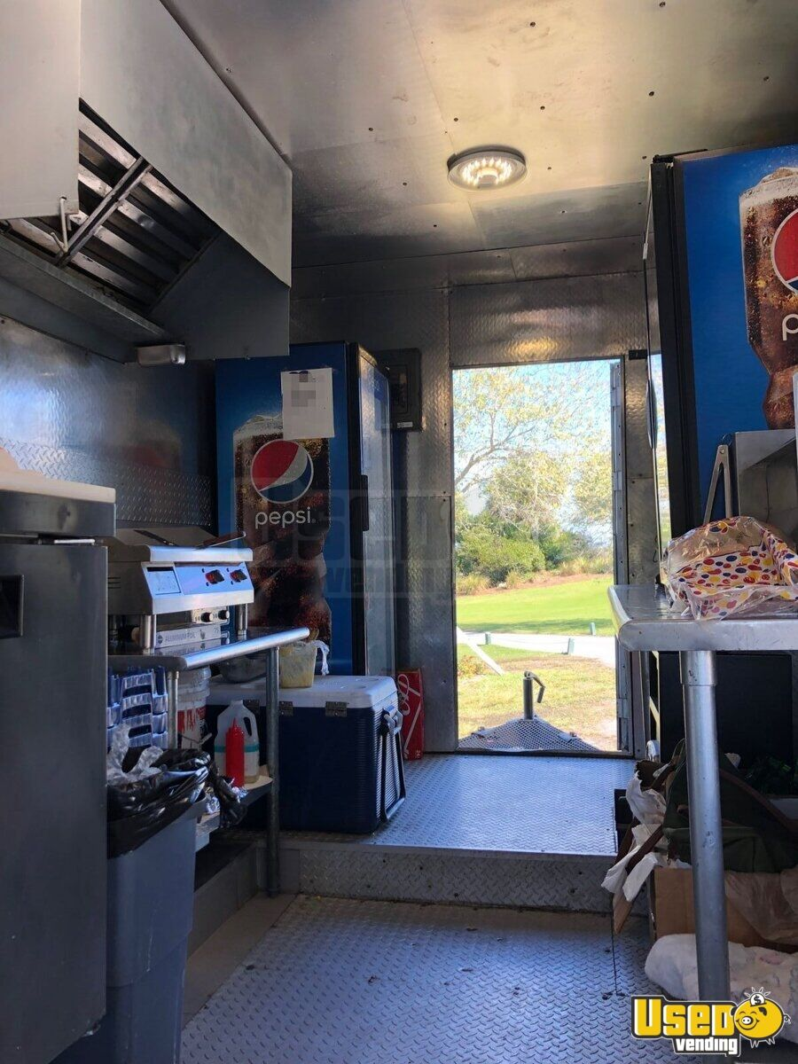 Concession Trailer Air Conditioning Florida for Sale - 2