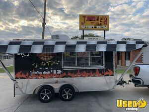 2013 Freedom 7' x 14' Street Food Concession Trailer for Sale in Alabama!!!