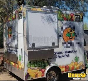 2015 Fresh & Super Clean Multi-Function 8' x 9' Food Concession Trailer for Sale in Arizona!