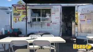 Cargo Express Used Mobile Kitchen Gyros Food Concession Trailer for Sale in Arizona!!!