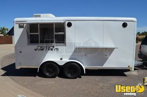 7' x 16' Shaved Ice Concession Trailer for Sale in Arizona!!!