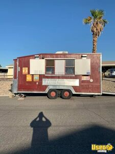 Used Nomad Toy Box Food Concession Trailer / Street Food Unit in Great Shape for Sale in Arizona!