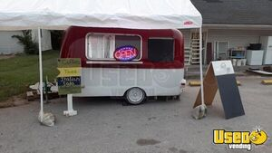 Vintage 1973 - 6.5' x 13' VW Love Bug Camper Coffee / Soda Concession Trailer for Sale in Arkansas!