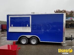 2018 - 8.5' x 16' Food Concession Trailer for Sale in Arkansas Barely Used and Very Clean!!!