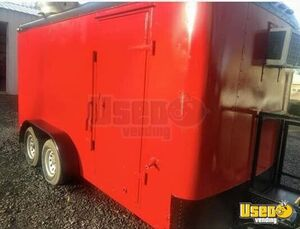 Great Looking 2010 Custom Concession Food Trailer / Used Mobile Food Unit for Sale in Arkansas!