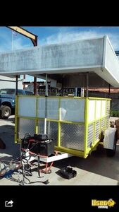 2012 - 6' x 9' Ice Cream Concession Trailer for Sale in California!!!