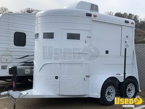Turnkey 2019 Vintage Style Horse Trailer Conversion Concession Trailer for Sale in California!