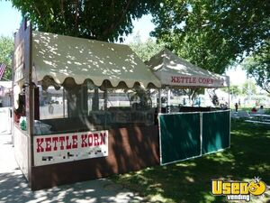 Successful Turnkey Kettle Corn Business with a 6' x 12' Wells Cargo Trailer for Sale in California!