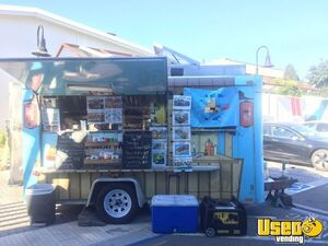 Fully Operational Haulmark 8' x 15' Food Concession Trailer for Sale in California!
