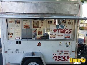 2004 - 8' x 12' Well Cargo Used Food Concession Trailer for Sale in California!!