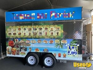 2006 - 7.8' x 12' Street Food Concession Trailer / Mobile Food Vending Unit for Sale in California!