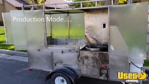 5' x 10' Kettle Corn Concession Trailer for Sale in California!!!