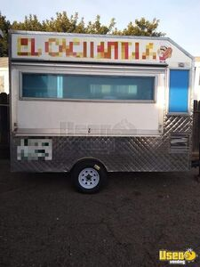 Permitted Food Concession Trailer with Pro Fire Suppression System for Sale in California!!!