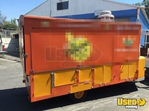 2013 - 5' X 10' Corn Roaster Concession Trailer/Commercial Corn Roaster for Sale in California!