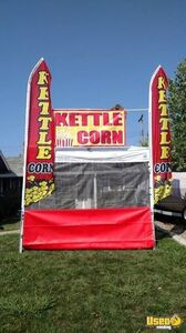 Pizza / Kettle Corn Concession Stand with 12' Trailer for Sale in California!!!