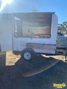 2020 - 12' Compact Mobile Kitchen Street Food Concession Trailer for Sale in California!!!