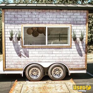 Charming 2020 Versatile Concession Trailer Tiny House Studio Glamper for Sale in California!!!