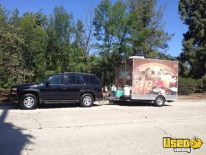 2010 - 8' x 10' Coffee / Food Concession Trailer for Sale in California!!!