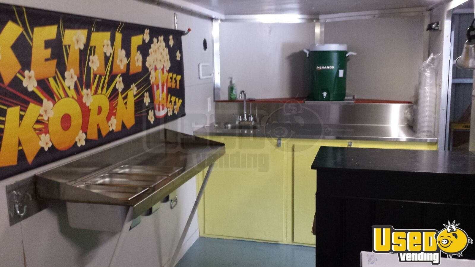 6 X 12 Food Concession Trailer Kitchen Trailer For