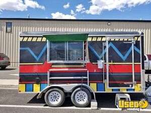 2011 - 7' x 17' Food Concession Trailer for Sale in Colorado!!!