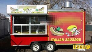 12' x 8' Food Concession Trailer for Sale in Colorado!!!