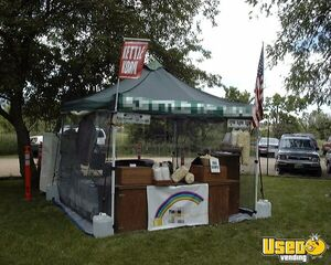 Turnkey 2001 Kettle Corn Business Popcorn Concession Stand w/Trailer for Sale in Colorado!!!