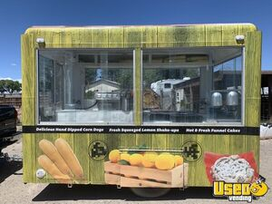 7.5' x 14' Food Concession Trailer/Mobile Food Unit in Excellent Working Order for Sale in Colorado!