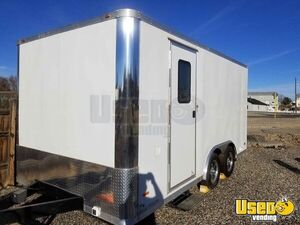 2019 - 8.5' x 17' Empty Food / Retail Concession Trailer in Mint Condition for Sale in Colorado!