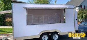 Brand New 2020 - 7' x 14' Empty Street Food Concession Trailer for Sale in Colorado!!!