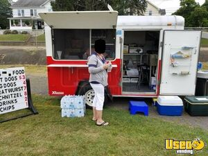 2017 - 6' x 12' Food Concession Trailer for Sale in Connecticut!!!