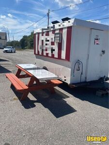 10' Used Street Food Concession Trailer / Mobile Kitchen for Sale in Connecticut!!!