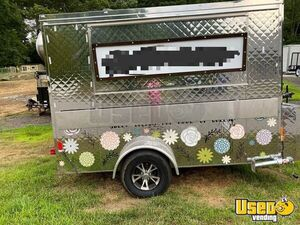 Used 2019 10'  Food Concession Trailer in Pristine Condition for Sale in Connecticut!