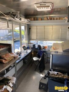 Concession Trailer Diamond Plated Aluminum Flooring Florida for Sale