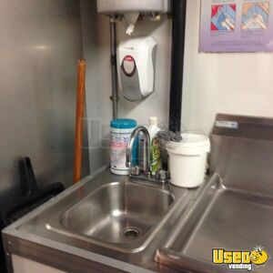 Concession Trailer Exhaust Hood Idaho for Sale