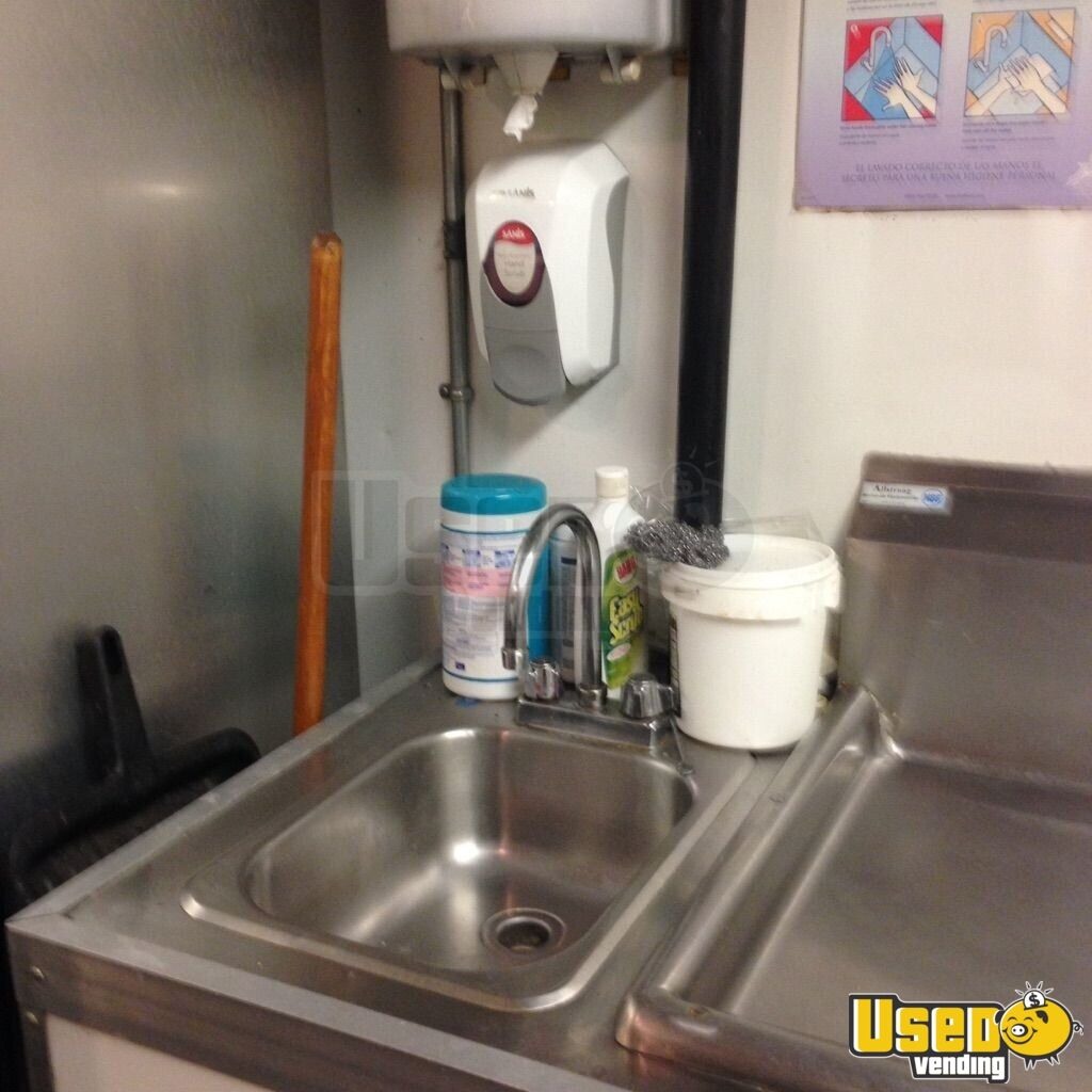 Concession Trailer Exhaust Hood Idaho for Sale - 9