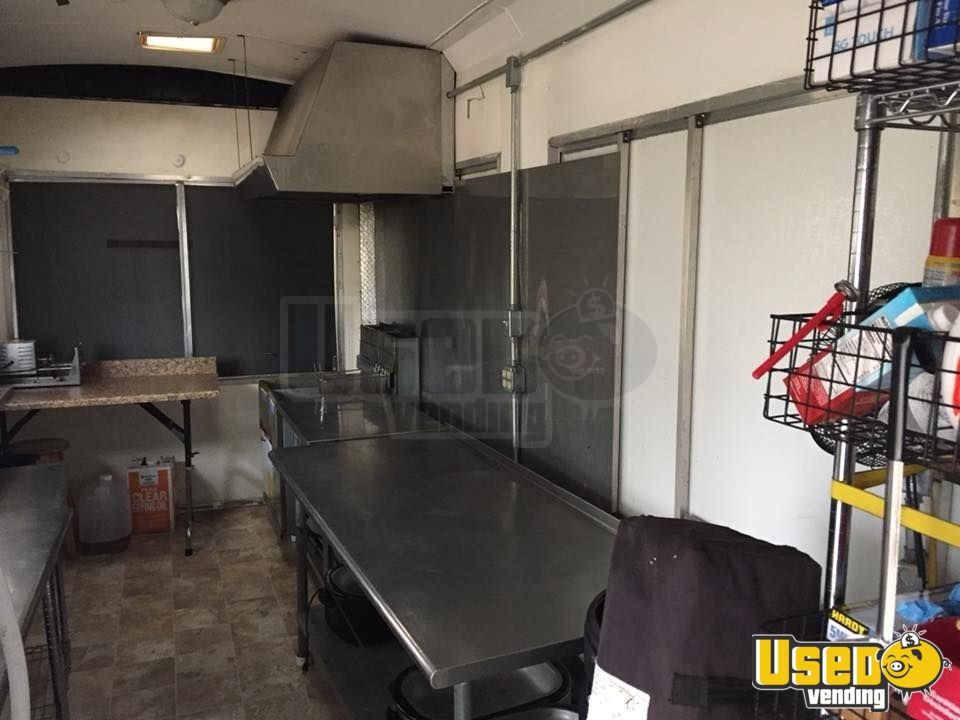 Concession Trailer Exhaust Hood Missouri for Sale - 7
