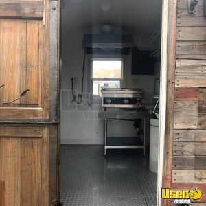 Concession Trailer Exhaust Hood Wisconsin for Sale