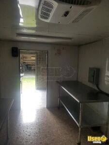 Concession Trailer Exterior Customer Counter Mississippi for Sale
